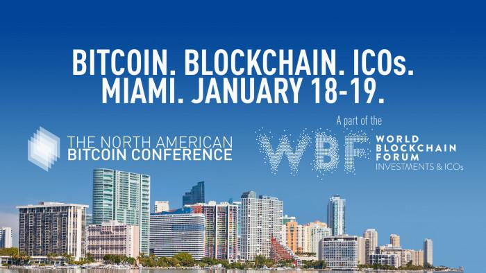 vinchain takes part in the north american bitcoin conference