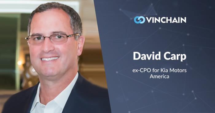 david carp – valuable advisor for vinchain