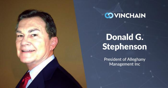 meet our new adviser - donald g. stephenson