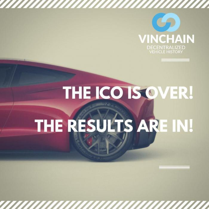 results from the ico!