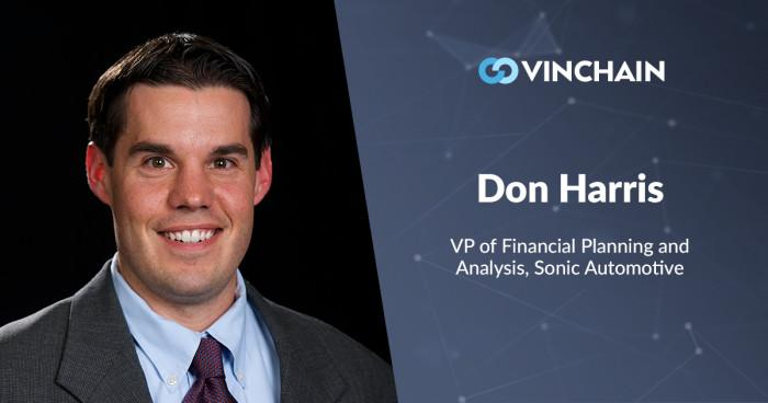 meet our new advisor - don harris!