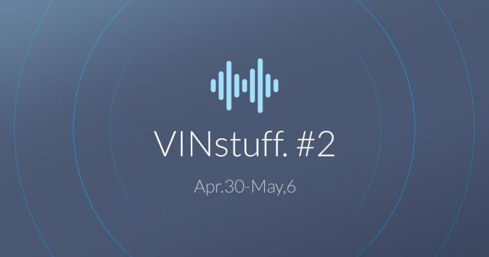 vinstuff. #2. (apr.30-may.06)