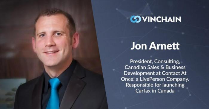 meet our new adviser - jon arnett!