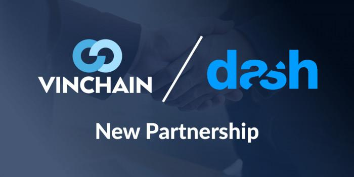 dash and vinchain partnership announcement!