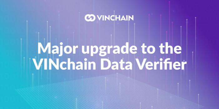 major upgrade to the vinchain data verifier