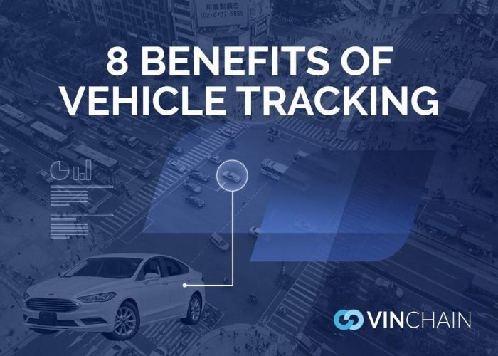 8 benefits of vehicle tracking