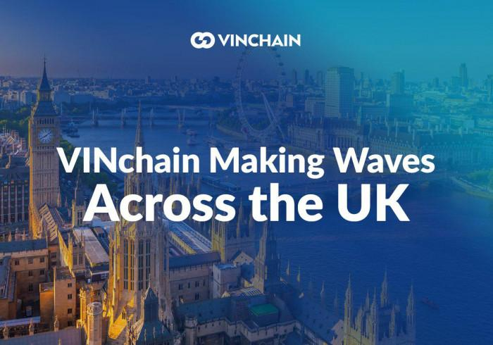 vinchain making waves across the uk
