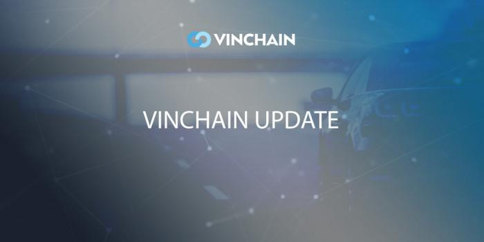 vinchain important update