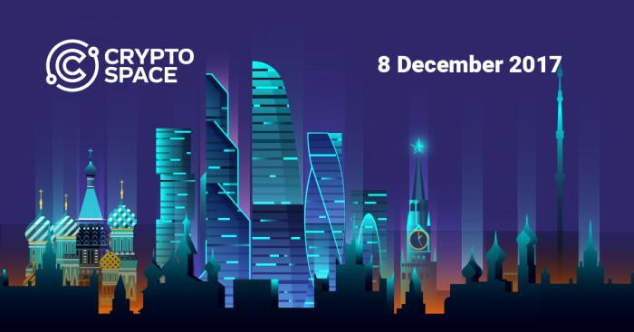 vinchain at the cryptospace moscow conference